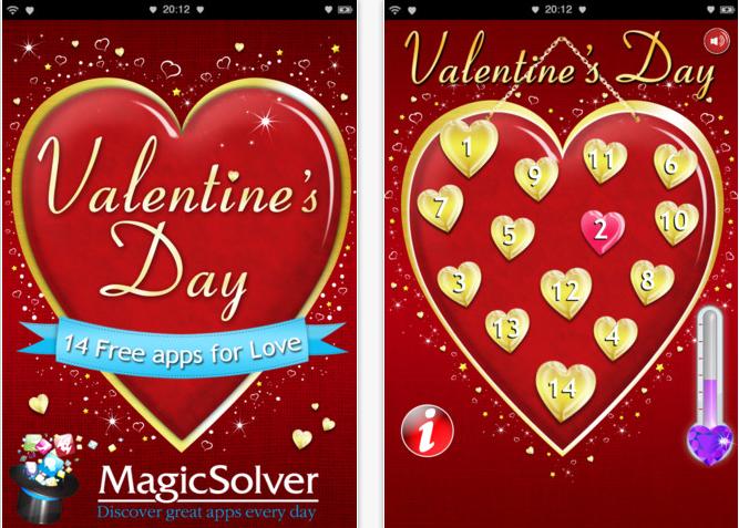 valentines valentine apps